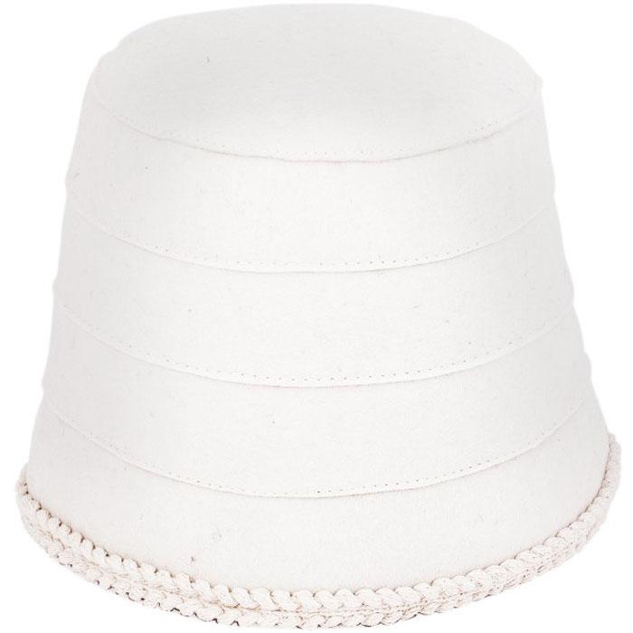 Шапка для бани и сауны Onni (Онни), цвет: белый, размер M. 139139Изысканная утонченность шапок Onni (Онни) из натурального фетра, радует идеальной выделкой шерсти, делая их удивительно гигроскопичными, защищает от высоких температур в парной. Особые дизайнерские находки нашли свое воплощение в необычном крое и высокой комфортности изделий. Характеристики: Материал:фетр. Максимальный обхват головы (по основанию шапки):70 см. Общая высота шапки:18 см. Цвет:бежевый. Производитель:Россия. Артикул:139.
