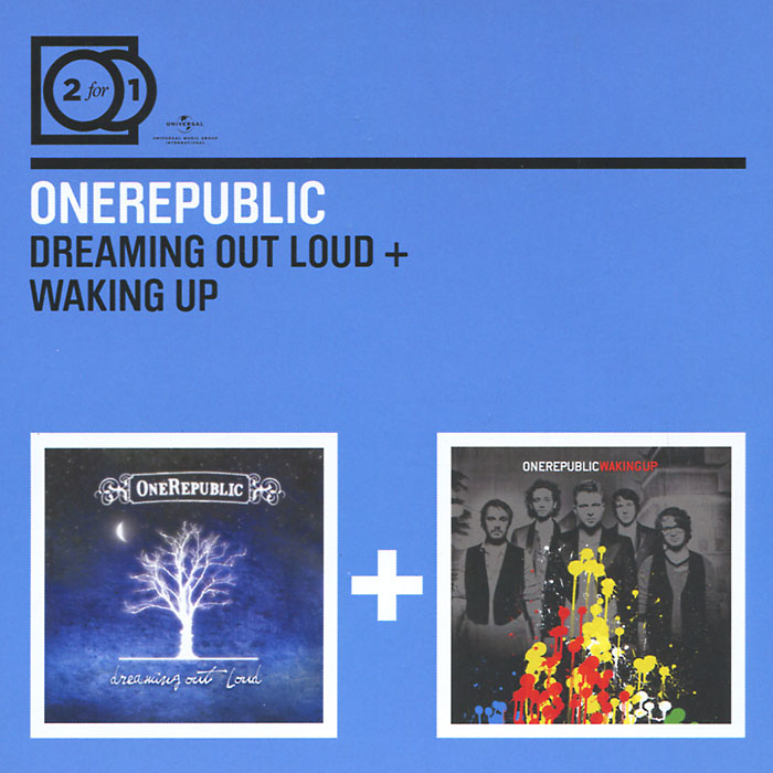 Фото - One Republic OneRepublic. Dreaming Out Loud / Waking Up (2 CD) андрэ рье andre rieu dreaming
