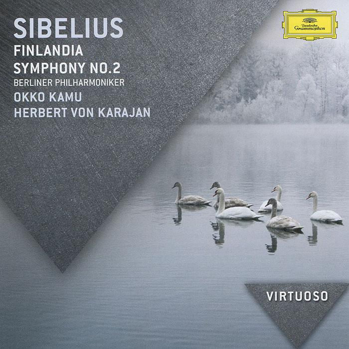 Ян Сибелиус Sibelius. Finlandia. Symphony No. 2 ян сибелиус der schwan von tuonela tuonelan joutsen