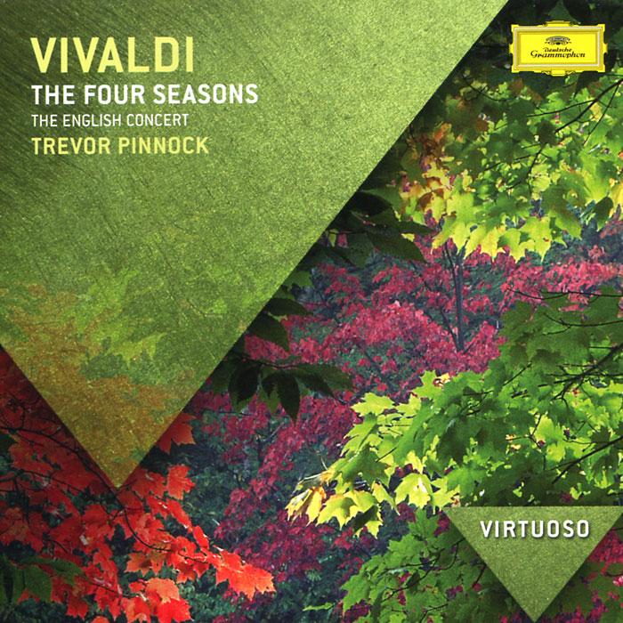 Vivaldi. The Four Seasons нейджел кеннеди english chamber orchestra nigel kennedy vivaldi the four seasons lp