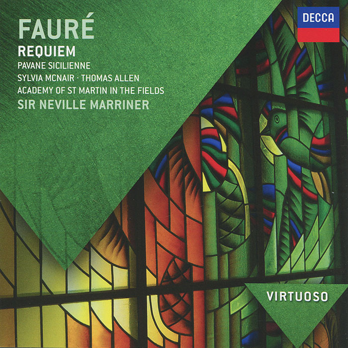 Sir Neville Marriner. Faure. Requiem sir neville marriner faure requiem