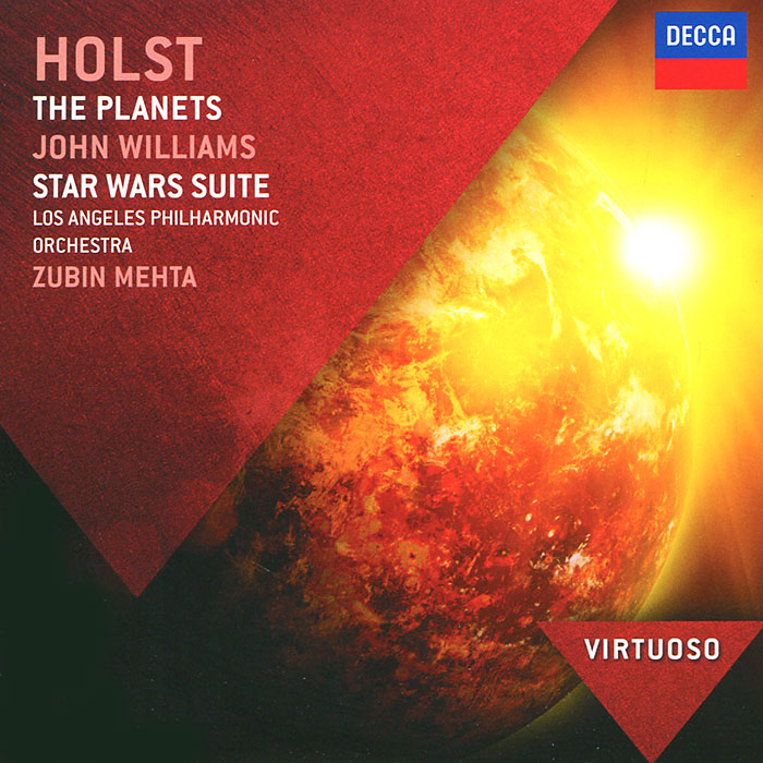 Los Angeles Master Chorale,Los Angeles Philharmonic Orchestra,Зубин Мета Zubin Mehta. Holst. The Planets the new london chorale the new london chorale the young puccini