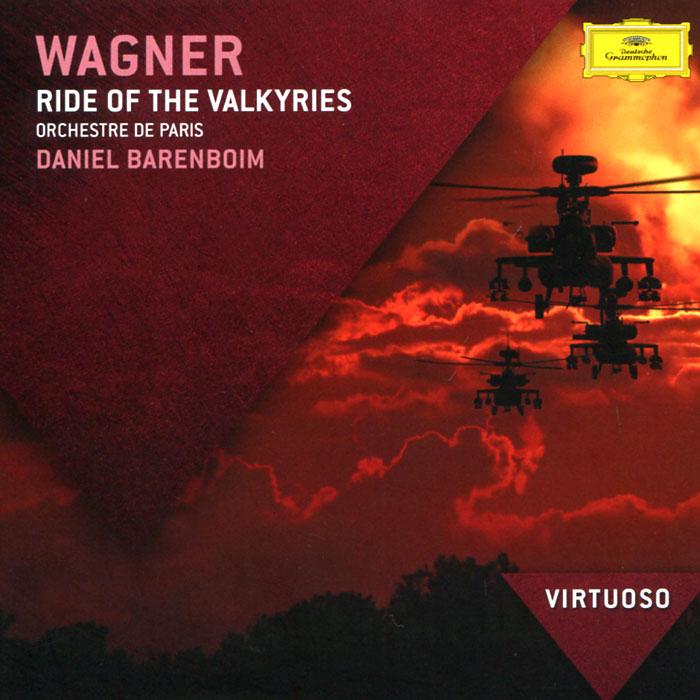 Ален Денис,Orchestre De Paris,Дэниэл Баренбойм Daniel Barenboim. Wagner. The Ride Of The Valkyries the valkyries
