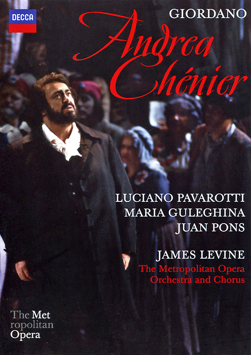 Giordano, James Levine: Andrea Chenier wagner james levine das rheingold