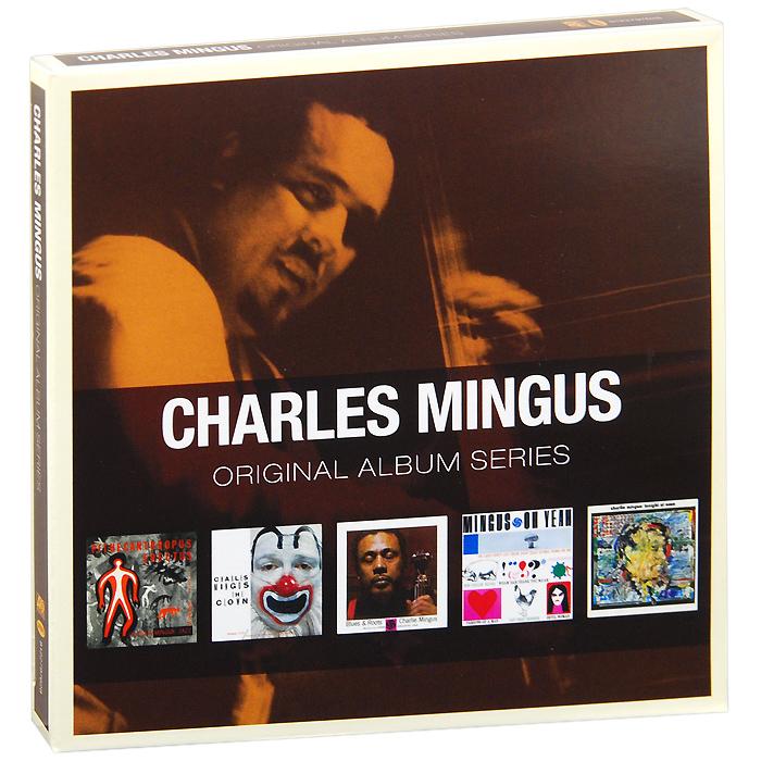 Чарльз Мингус,Джимми Кнеппер,Дэнни Ричмонд Charles Mingus. Original Album Series (5 CD) рэй чарльз ray charles original album series 5 cd