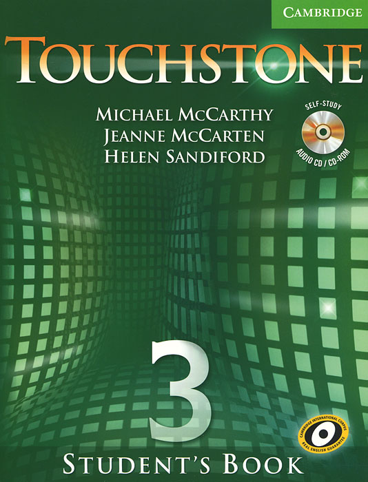 Touchstone 3: Student's Book (+ CD-ROM) touchstone 3 sb a d r