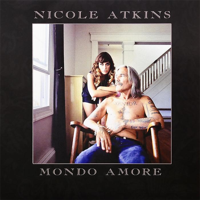 Николь Эткинс Nicole Atkins. Mondo Amore (LP)