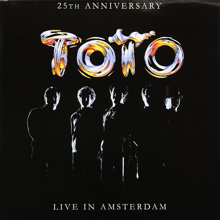 Toto Toto. 25th Anniversary. Live in Amsterdam (2 LP) mendo living in style amsterdam