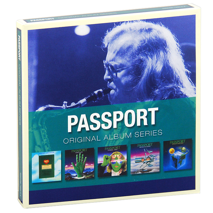 Passport Passport. Original Album Series (5 CD) цена