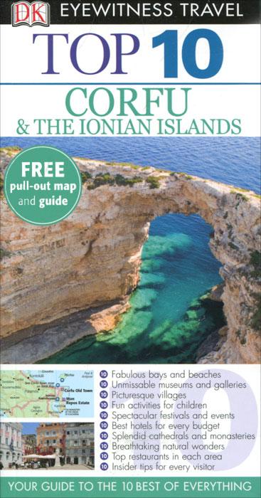 Фото Corfu & the Ionian Islands: Top 10 dk eyewitness top 10 travel guide scotland