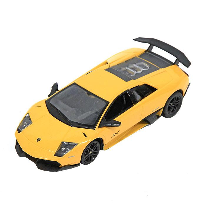 Модель автомобиля Lamborghini Murcielago LP670-4. Масштаб 1/43. 39500 модель автомобиля lamborghini murcielago lp670 4 масштаб 1 43 39500