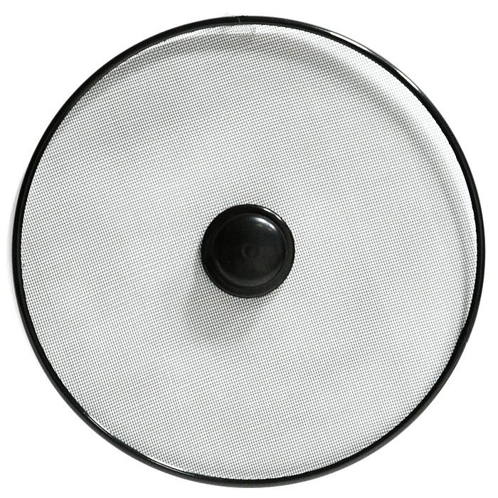 Брызгогаситель Apollo 28,5см A-03A-03Брызгогаситель Apollo выполнен из металла и оснащен удобной пластиковой ручкой. Бразгогаситель, при приготовлении пищи, поможет защитить ваши руки от ожогов, а также сохранит вашу плиту чистой. Брызгогаситель будет отлично смотреться на вашей кухне. Характеристики: Материал:металл, пластик.Диаметр:28,5 см.Производитель:Великобритания.Артикул:A-03.