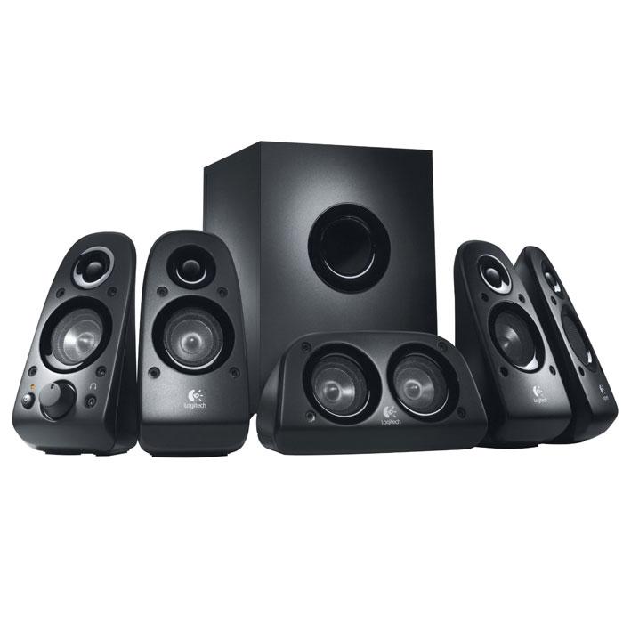Logitech Z506 Speaker (980-000431) телевизоры