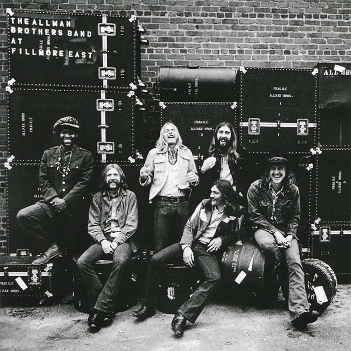 The Allman Brothers Band. At Fillmore East. Deluxe Edition (2 CD) the allman brothers band the allman brothers band at fillmore east 2 lp