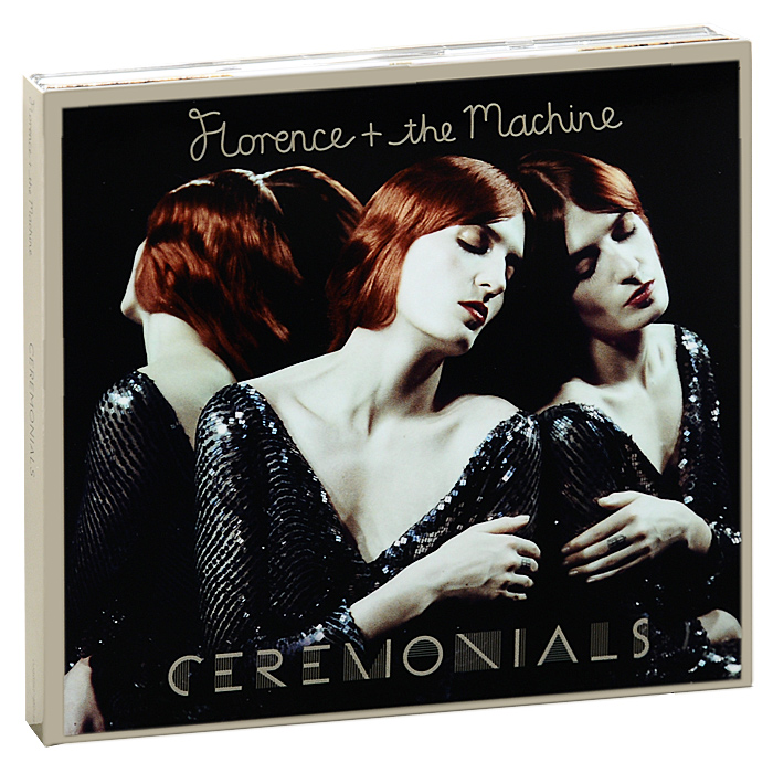 Florence + The Machine Florence + The Machine. Ceremonials (2 CD) florence and the machine berlin