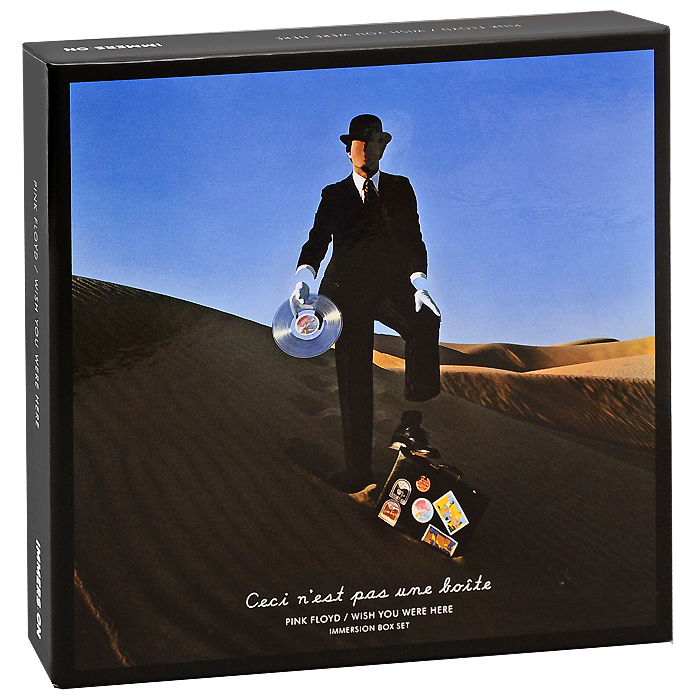 Pink Floyd: Wish You Were Here (2 DVD + Blu-ray + 2 CD) you are here