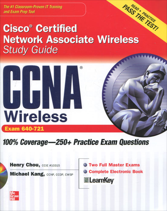 CCNA Cisco Certified Network Associate Wireless: Study Guide (+ CD-ROM) cisco