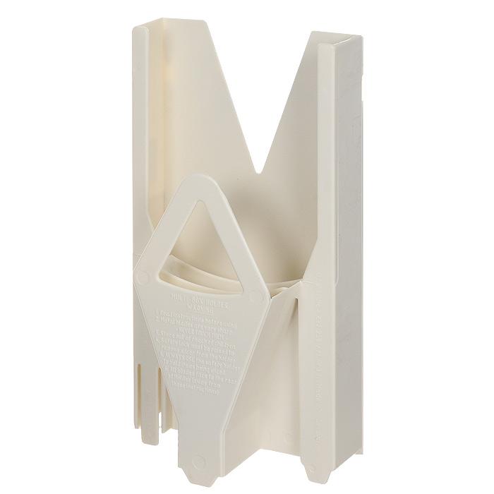 Мультибокс для овощерезки Borner Trend, цвет: белый 117/2117/2Мультибокс, изготовленный из пищевого пластика - это специальный чехол, предназначенный для безопасного хранения основного комплекта овощерезки Borner. Мультибокс с овощерезкой можно поставить на стол или повесить на стену.Характеристики: Материал: пластик. Цвет: белый. Размер: 25,5 см х 13 см х 6,5 см. Производитель: Германия. Артикул: 117/2.