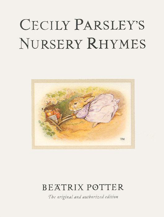 Cecily Parsley's Nursery Rhymes happy rhymes 1 nursery rhymes and songs pupil s book книжка с рассказами