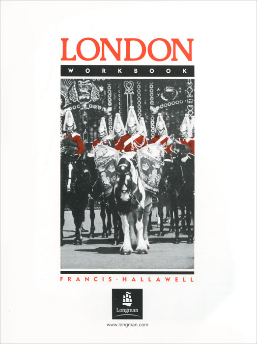 London: Video Activity Book