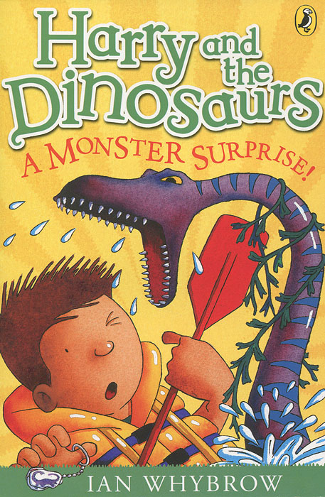 Купить Harry and the Dinosaurs: A Monster Surprise!,