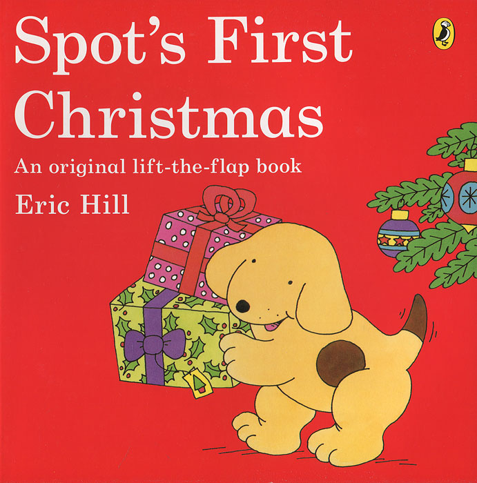 Spot's First Christmas christmas chaos for the hundred mile an hour dog