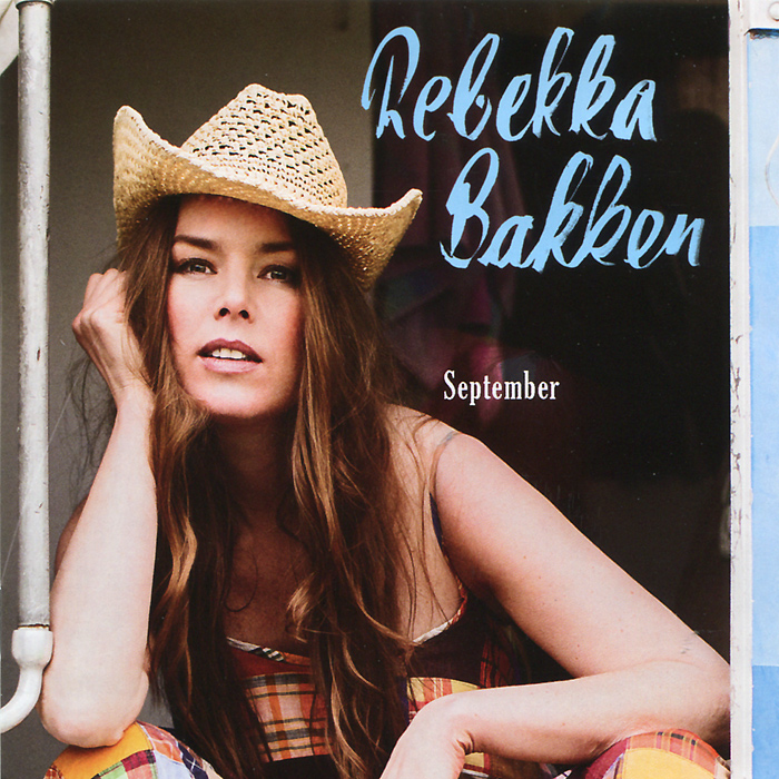 Ребекка Баккен Rebekka Bakken. September cartoon