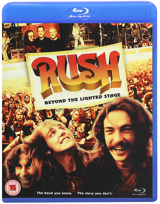 Rush is one of rock's most influential bands. Ranked third in consecutive gold or platinum albums after The Beatles and The Rolling Stones, the band enjoys a devoted following by legions around the world and is revered by generations of musicians. Yet, their incredible success story has, up to this point, remained largely untold. Now comes the new documentary Rush: Beyond The Lighted Stage, the first comprehensive exploration of the extraordinary power trio. Featuring never-before-seen archival footage and interviews with notables such as Jack Black, Billy Corgan, Trent Reznor, Taylor Hawkins (Foo Fighters), Kirk Hammett (Metallica) and Gene Simmons, this film explores the forty-year career and phenomenon behind what could be the world's biggest cult band.
