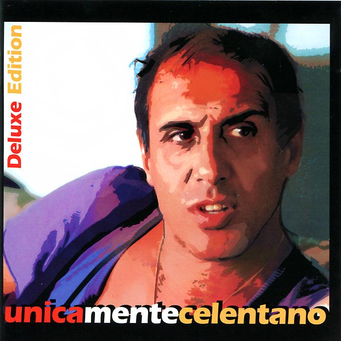 Adriano Celentano. UnicaMenteCelentano. Deluxe Edition (2 CD) adriano celentano unicamentecelentano deluxe edition 2 cd