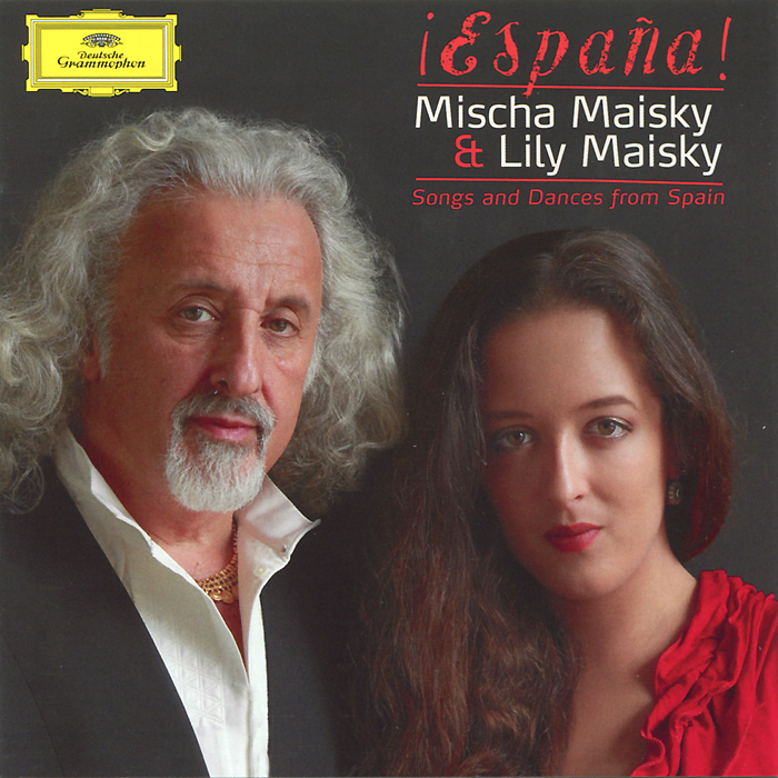 Миша Майский,Лили Майский Mischa Maisky, Lily Maisky. Espana! Songs And Dances From Spain миша майский franz schubert songs without words mischa maisky daria hovora