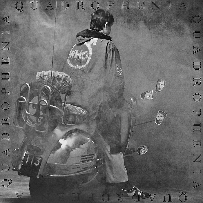The Who The Who. Quadrophenia (2 LP) the who the studio albums 14 lp