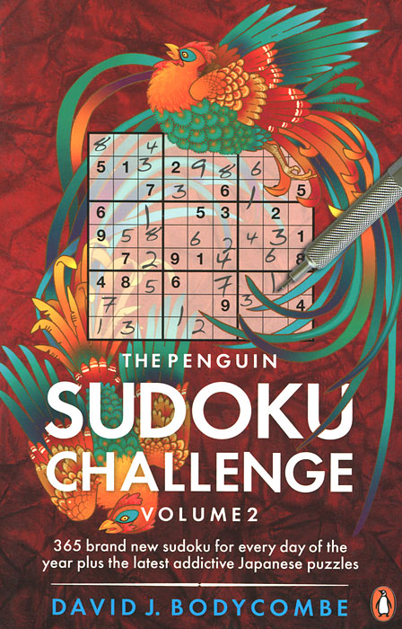 The Penguin Sudoku Challenge: Volume 2 the guild volume 2 knights of good