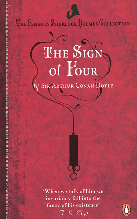 The Sign of Four dayle a c the adventures of sherlock holmes рассказы на английском языке
