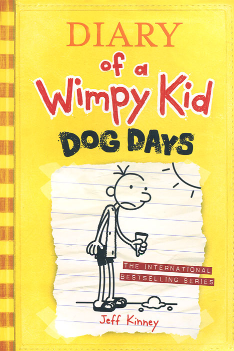 Diary of a Wimpy Kid: Dog Days kinney j diary of a wimpy kid