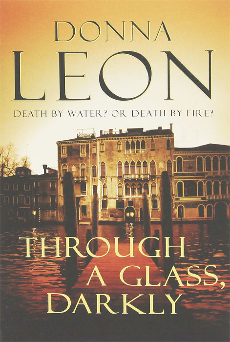 Through a Glass, Darkly merchant of venice the