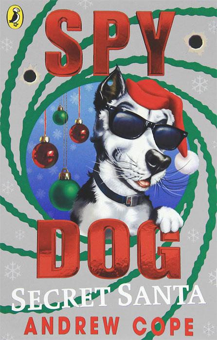 Spy Dog Secret Santa calendar mysteries 12 december dog