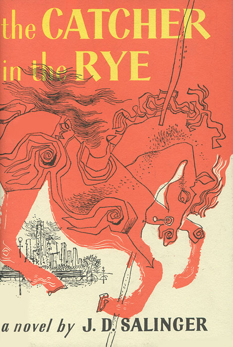The Catcher in the Rye the catcher in the rye