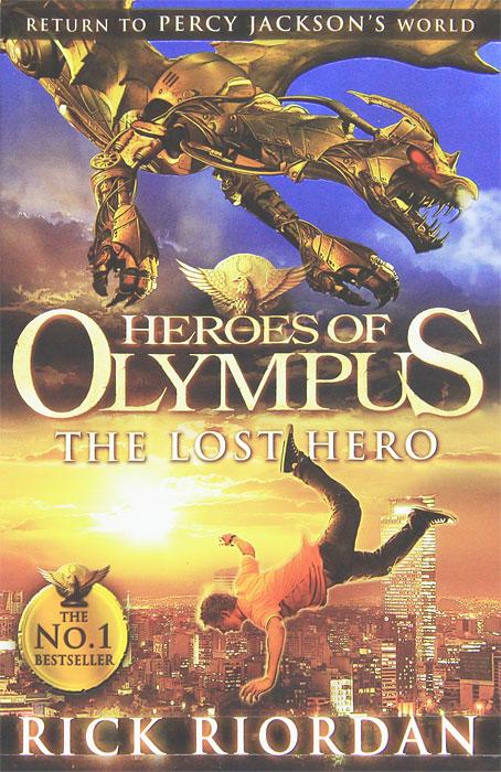Купить Heroes of Olympus: The Lost Hero,