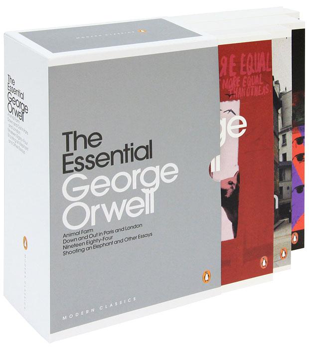 George Orwell: The Essential (комплект из 4 книг) george orwell why i write