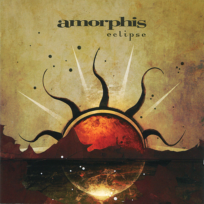 Amorphis Amorphis. Eclipse amorphis amorphis under the red cloud 2 lp