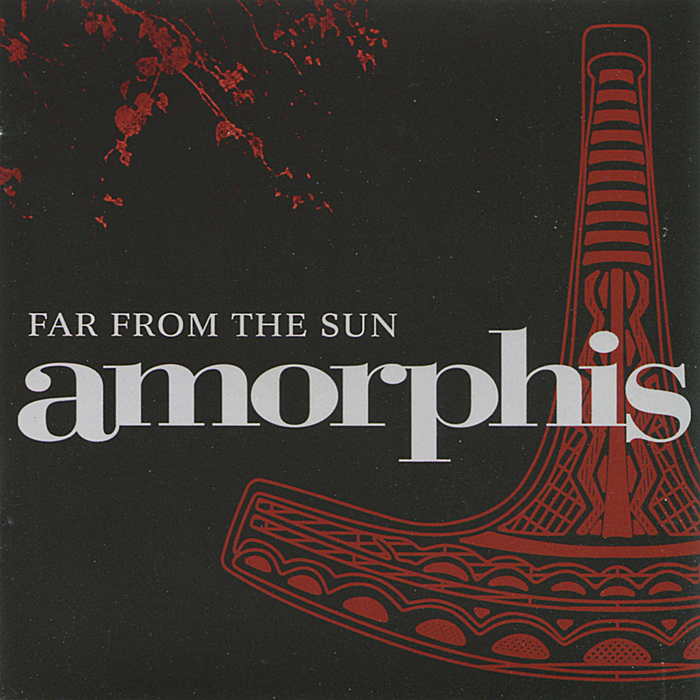 Amorphis Amorphis. Far From The Sun amorphis amorphis under the red cloud 2 lp