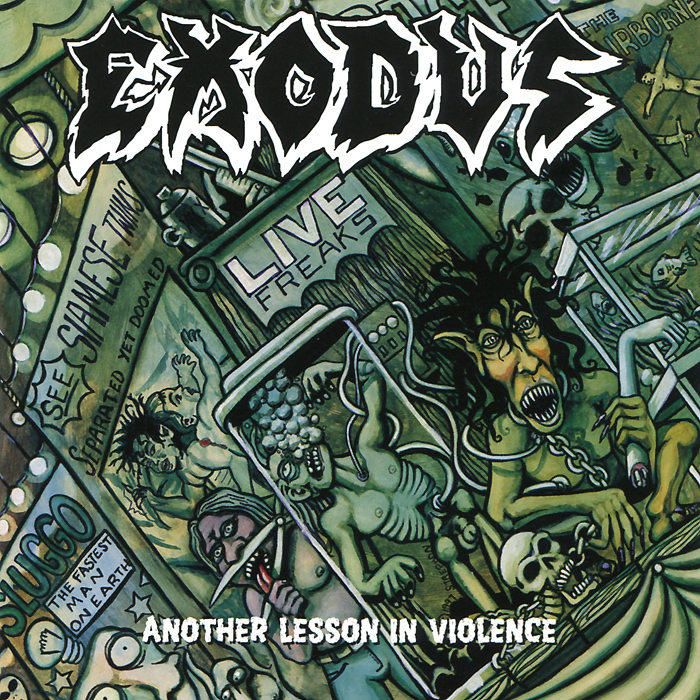 Exodus Exodus. Another Lesson In Violence
