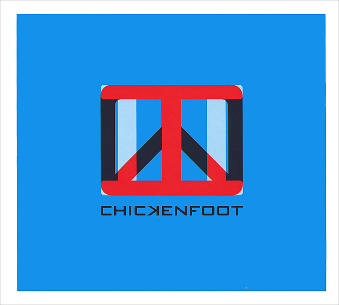 Chickenfoot. Chickenfoot III. Limited Edition (CD + DVD)