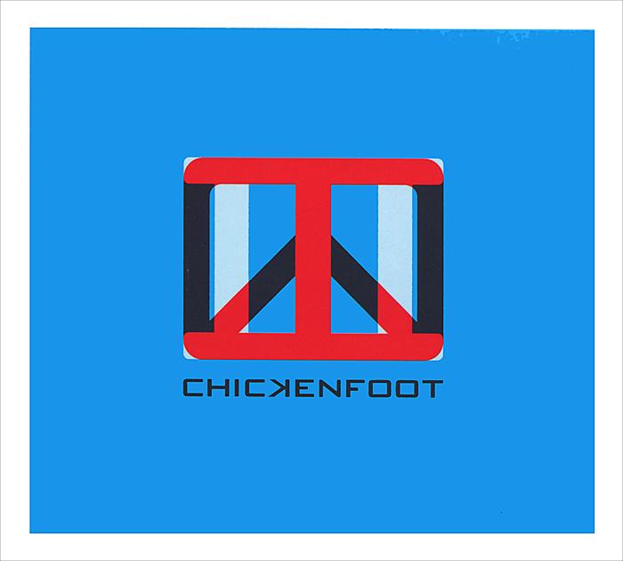 Chickenfoot Chickenfoot. Chickenfoot III (LP) chickenfoot chickenfoot chickenfoot iii limited edition cd dvd