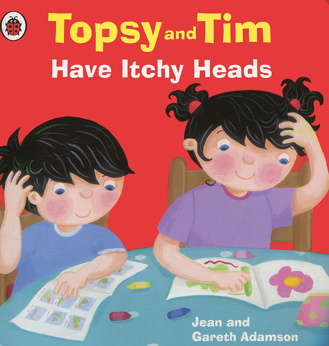 Topsy and Tim: Have Itchy Heads topsy and tim at the farm