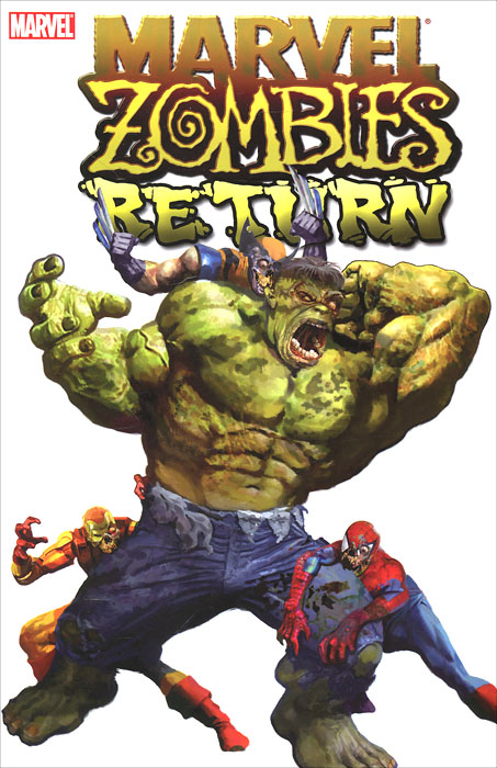 Marvel Zombies Return the zombies колин бланстоун род аргент the zombies featuring colin blunstone