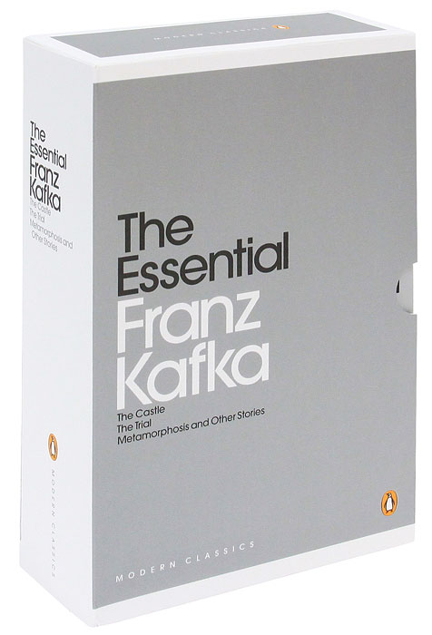 The Essential Kafka (комплект из 3 книг) contemporary writers of the english literature комплект из 3 книг