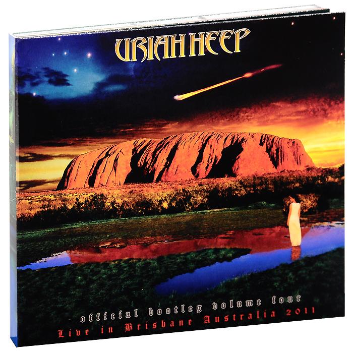 Uriah Heep Uriah Heep. Official Bootleg Volume IV. Live In Brisbane Australia 2011 (2 CD) tangerine dream the official bootleg series volume one 4 cd