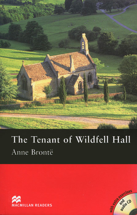 The Tenant of Wildfell Hall: Pre-intermediate Level (+ 2 CD-ROM) купить