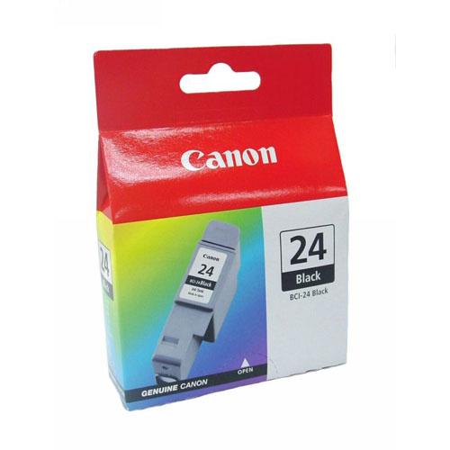 Canon BCI-24 BlackBCI-24BKCanon BCI-24 - сменная чернильница.